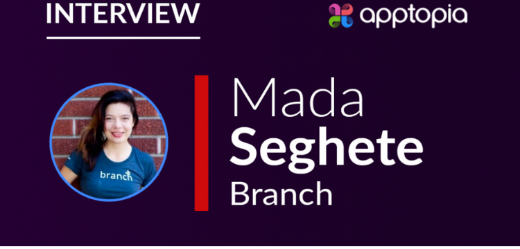 Image of Mada Seghete, Co-founder at Branch
