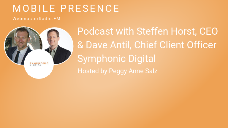 Images of Steffen Horst, CEO and Co-Founder, and Dave Antil, Chief Client Officer and Partner