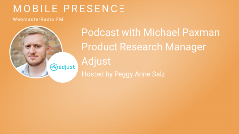 Image of Michael Paxman, Product Research Manager, Adjust