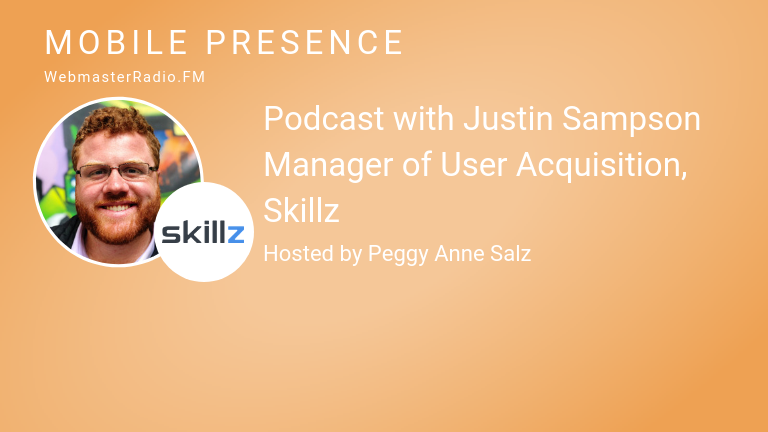 Image of Justin Sampson, Manager of User Acquisition at Skillz