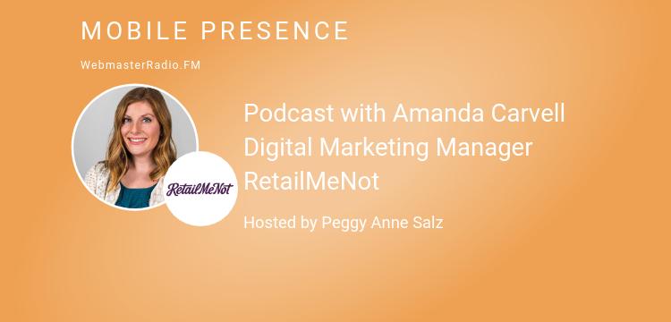Image of Amanda Carvell Digital Marketing Manager RetailMeNot