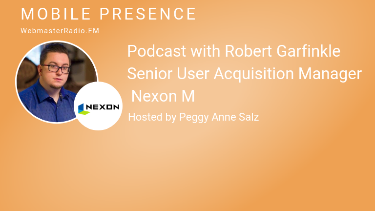 Image of Robert Garfinkle, Senior User Acquisition Manager at Nexon M