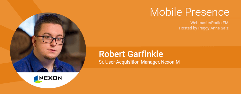 Image of Robert Garfinkle, Senior User Acquisition Manager at Nexon M