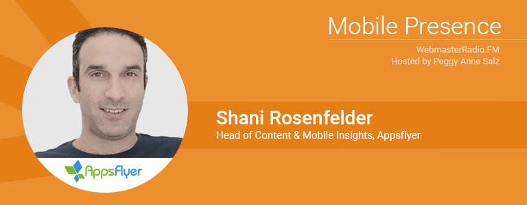 Image of Shani Rosenfelder, Head of Content and Mobile Insights, Appsflyer