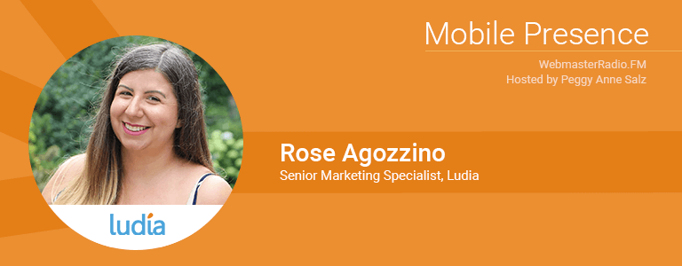 Image of Rose Agozzino, Senior Marketing Specialist at Ludia