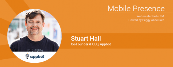 Image of Stuart Hall, Co-founder and CEO at Appbot