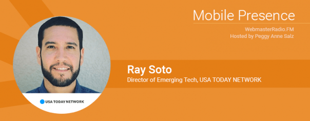Image of Ray Soto, Director of Emerging Tech for the USA TODAY NETWORK