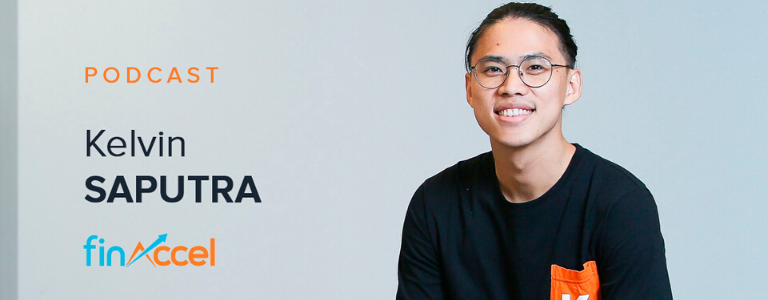 Image of Kelvin Saputra, Performance Marketing Manager, FinAccel