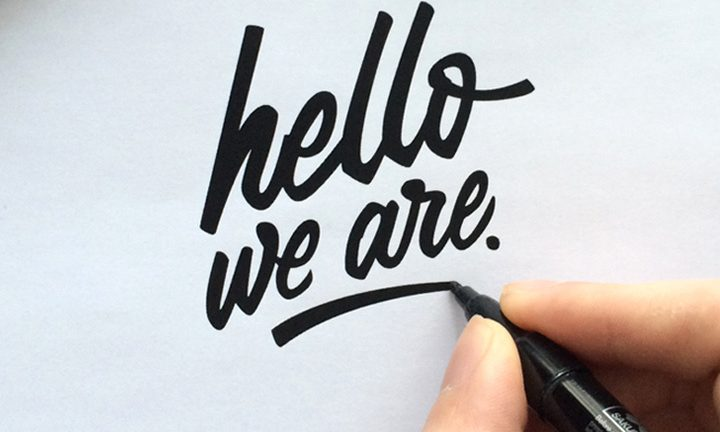 Image of Hello we are.