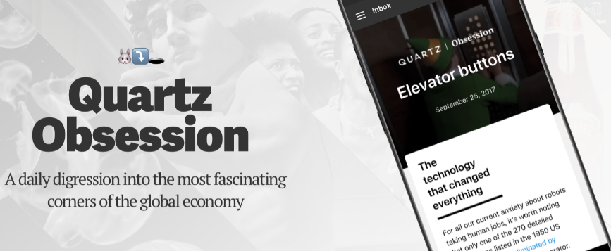 Inside Quartz' obsessive approach to email newsletters