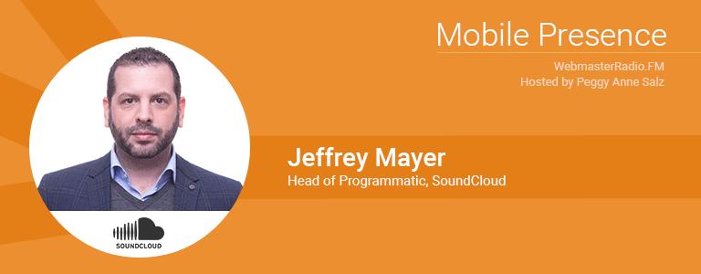 Image of Jeffrey Mayer, Head of ProgrammaticatSoundCloud