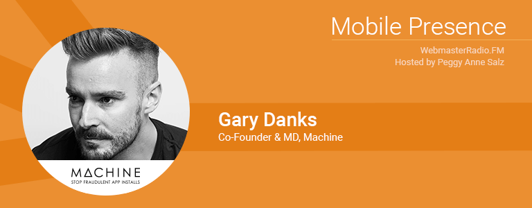 Image of Gary Danks Co-Founder & MD, Machine.