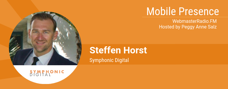 Image of Steffen Horst, CEO and Co-Founder of Symphonic Digital