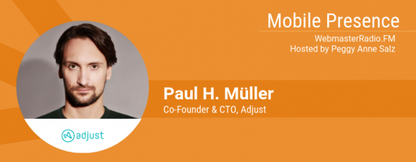Image of Paul Mueller, CTO and Co-Founder of Adjust
