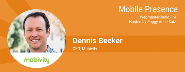 Podcast with Dennis Becker CEO Mobivity