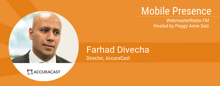 Farhad Divecha, Managing Director at AccuraCast