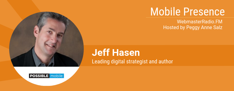 Image of Jeff Hasen, a leading digital strategist