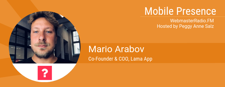 Image of Mario Arabov, Co-Founder & COO, Lama App