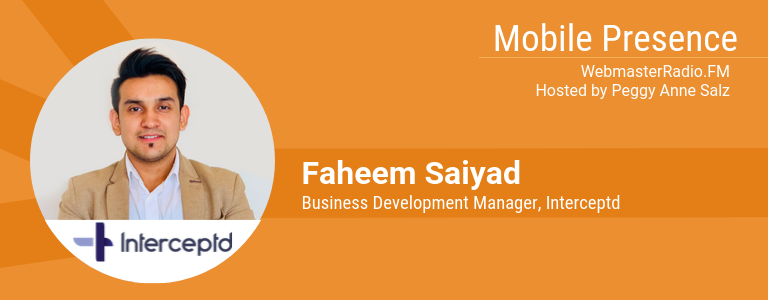 Image of Faheem Saiyad, Business Development Manager, Interceptd