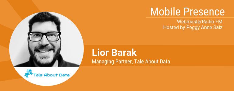 Image of Lior Barak, Managing Partner of Tale About Data