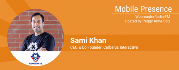 Image of Sami Khan, CEO & Co-Founder at Cerberus