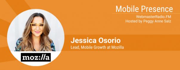Image of Jessica Osorio, Lead, Mobile Growth at Mozilla