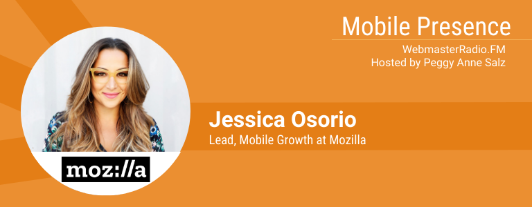 Image of Jessica Osorio, Lead, Mobile Growth at Mozilla