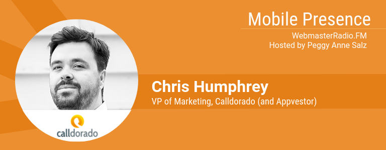 Image of Chris Humphrey, VP of Marketing at Calldorado