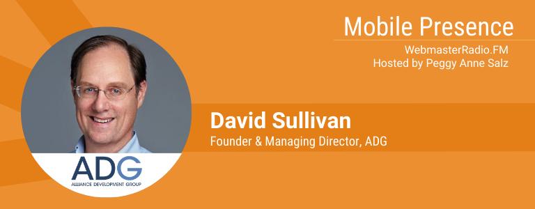 Image of David Sullivan, Founder & Managing Director of Alliance Development Group (ADG)