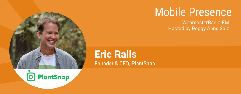 Image of Eric Ralls, Founder & CEO of PlantSnap