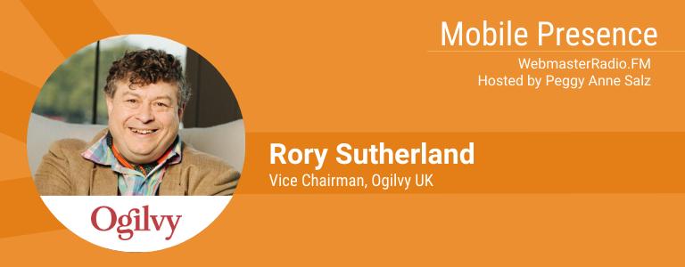Image of Rory Sutherland, Vice Chairman, Ogilvy UK