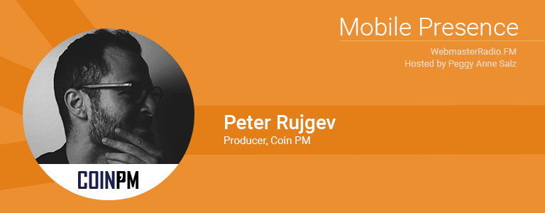 Image of Peter Rujgev, CoinPM