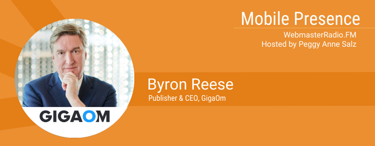 Image of Byron Reese, CEO, GigaOm