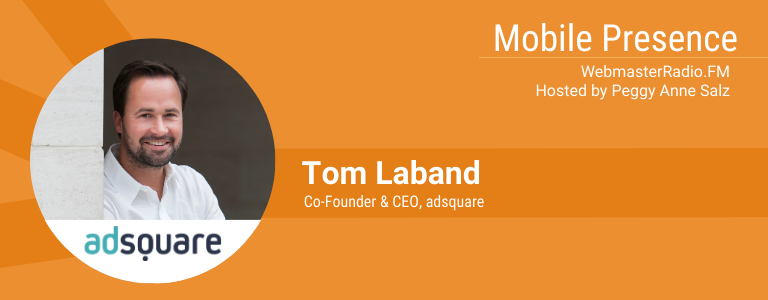 Image of Tom Laband, Co-Founder & CEO of adsquare