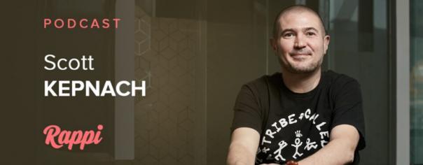 Image of Scott Kepnach, Head of Growth Marketing Partnerships at Rappi