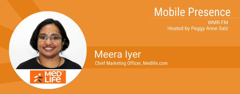 Image of Meera Iyer, CMO at Medlife