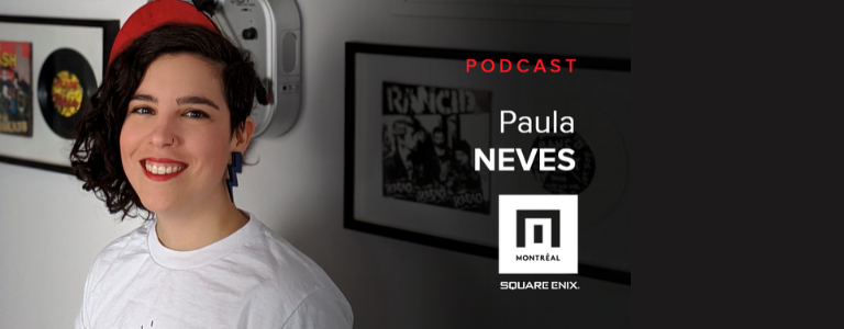 Image of Paula Neves, Product Manager, Square Enix