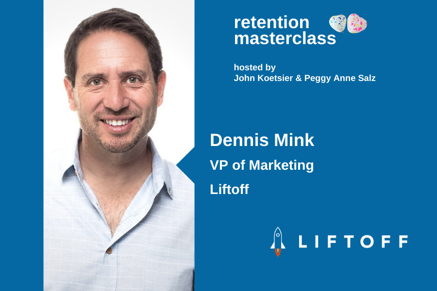 Image of Dennis Mink, VP of Marketing at Liftoff