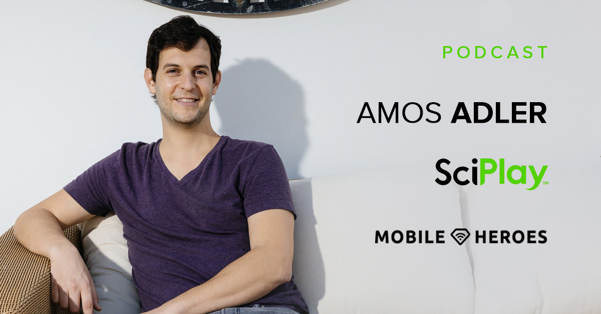 How SciPlay's Amos Adler Drives Teamwork To Reduce App User Churn