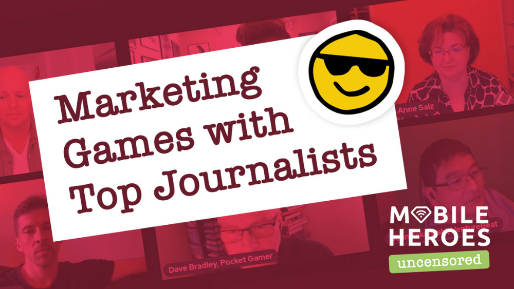Creativity, Winning, and Secrets of Game Marketing with Top Journalists