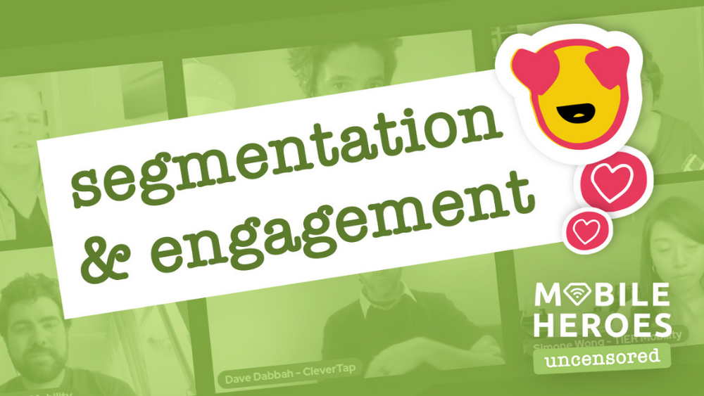 Segmentation & Engagement with CleverTap, Tier Mobility, and Delivery Hero